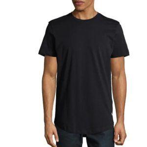 Jack & Jones Curved Hem T Shirt